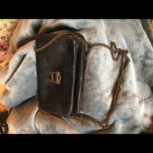 Handbags - Black night bag